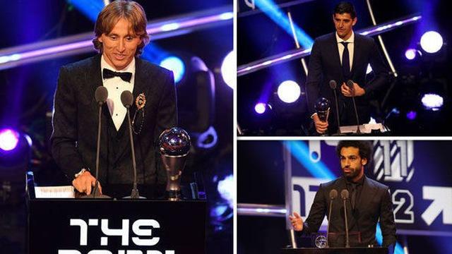4 lựa chọn khiến The Best 2018 không khác gì một 'sân khấu hài kịch': Salah nên buồn hay nên vui