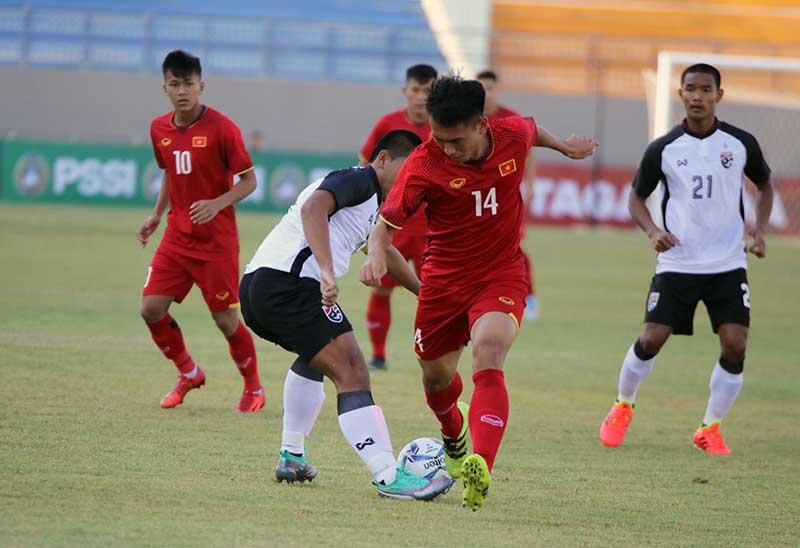 """Hành cho cường quốc Uruguay """"lên bờ xuống ruộng"""", U19 Việt Nam suýt có chiến thắng lịch sử nếu không có 10 phút oan nghiệt"""