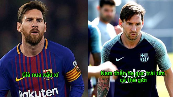Cạo sạch bộ râu đen đủi ám ảnh suốt nhiều năm, Messi quay trở lại diện mạo nam thần khiến triệu CĐV bấn loạn