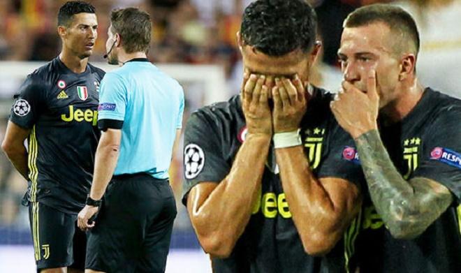 Lấy lại công bằng cho người bị oan ức như Ronaldo, UEFA áp dụng luật mới khiến cúp C1 hấp dẫn hơn hẳn