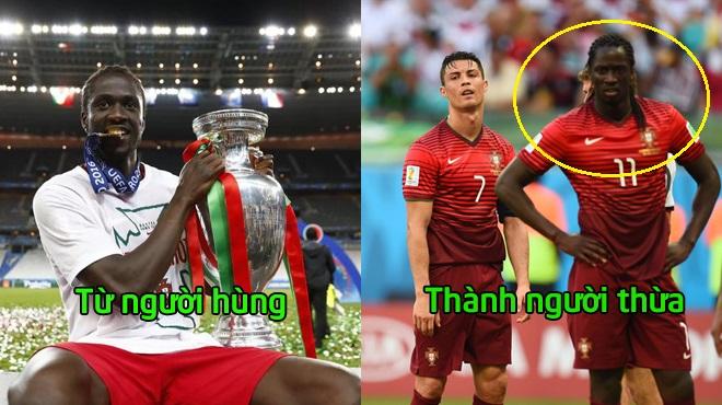 2 năm sau bàn thắng định mệnh, không ngờ số phận của người giúp Ronaldo thành huyền thoại lại khốn khổ thế này