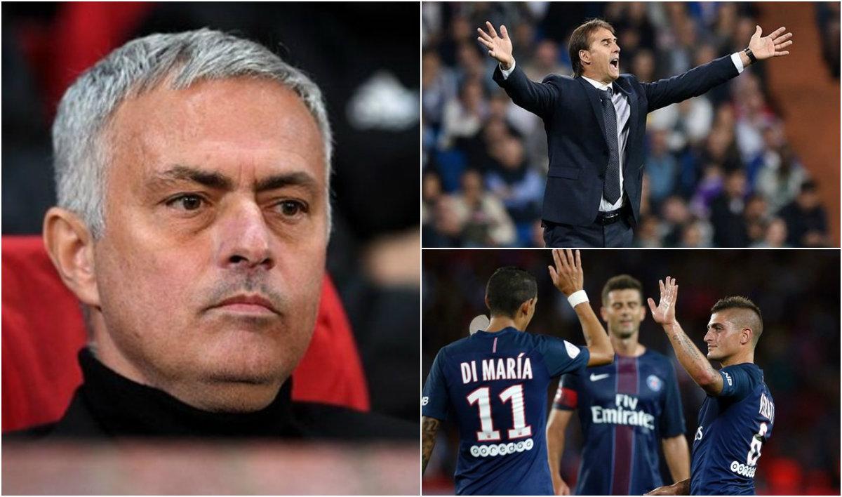 5 trận đấu bạn không thể rời mắt ở các giải VĐQG: Ngày phán xử của Mourinho!