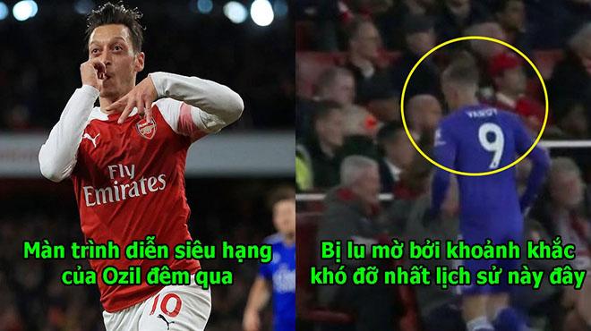 Đang đá với Arsenal, Vardy tự ý chạy vào đường hầm một đi không trở lại khiến tất cả cười vỡ bụng