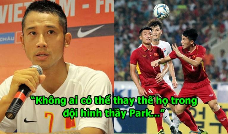 """Trung vệ """"trăm năm có 1"""" chỉ ra 3 hậu vệ xuất sắc nhất Việt Nam hiện tại, thế này Quế Ngọc Hải cạnh tranh sao nổi"""