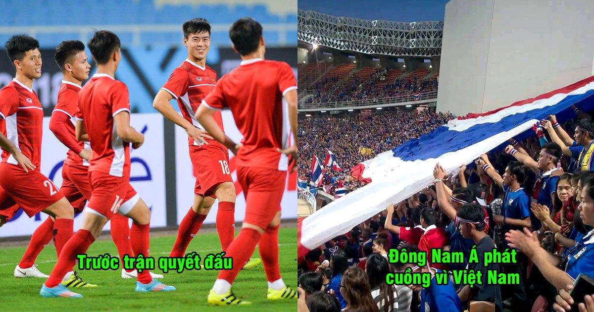 CĐV Đông Nam Á đồng loạt dự đoán trận Việt Nam – Malaysia, không ngờ họ yêu mến chúng ta đến thế