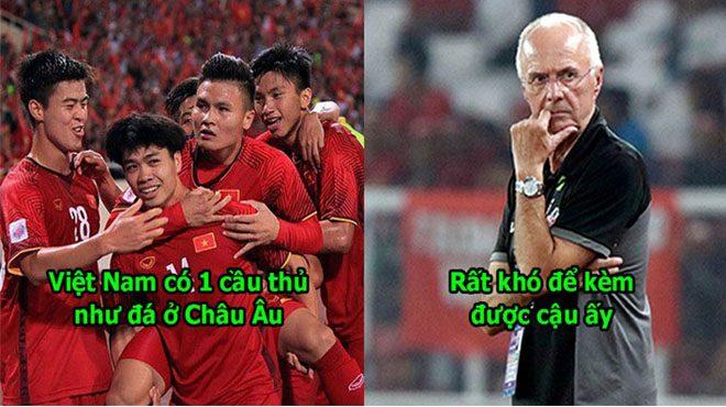 """Báo Philippines: """"Việt Nam có 1 cầu thủ đá như châu Âu vậy, anh ta mà được đá chính thì Philippines chỉ có thua"""""""
