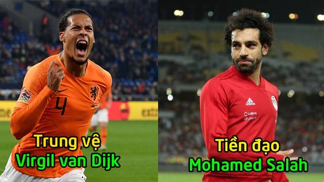 Đội hình Liverpool trận gặp Watford: Mohamed Salah đôi chân s.á.t t.h.ủ