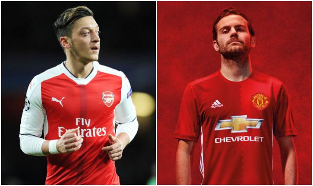 Chán chường M.U đến tận cổ, Mata sẽ gia nhập Arsenal vào cuối mùa