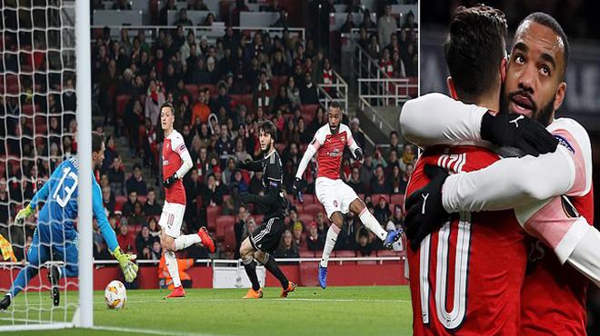 """Kết quả bóng đá Arsenal vs Qarabag: Ngôi sao """"ra đòn"""" trừng phạt sai lầm, Pháo thủ vững vàng ở ngôi đầu bảng"""