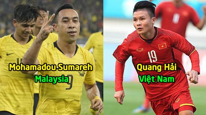 """Trang chủ AFF Cup 2018 công bố Top 6 """"Cầu thủ được yêu thích nhất"""": Việt Nam vinh dự góp mặt 2 cái tên"""