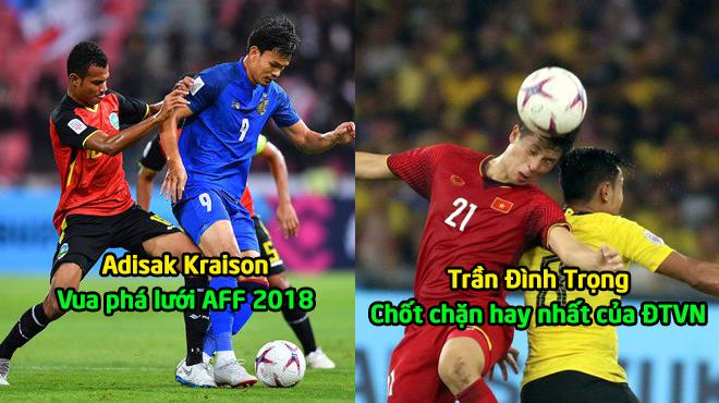 Điểm mặt 3 thiếu sót đáng tiếc ở đôi hình tiêu biểu AFF Cup 2018: Phải chăng vì Đình Trọng không biết ghi bàn?