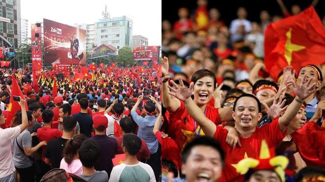 Điểm mặt danh sách 8 địa điểm có màn hình LED khổng lồ xem trận chung kết: Cả nước đã sẵn sàng cháy hết mình cùng ĐTVN, Việt Nam vô địch!