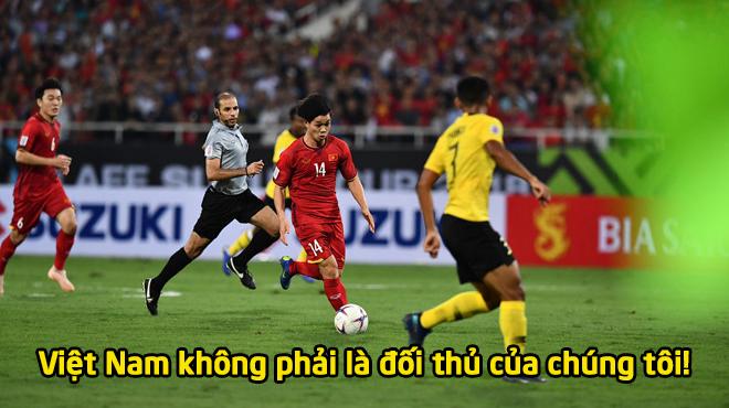 """Huyền thoại bóng đá Malaysia: """"Chúng tôi đã đánh bại Thái Lan, thì Việt Nam không phải là đối thủ"""""""