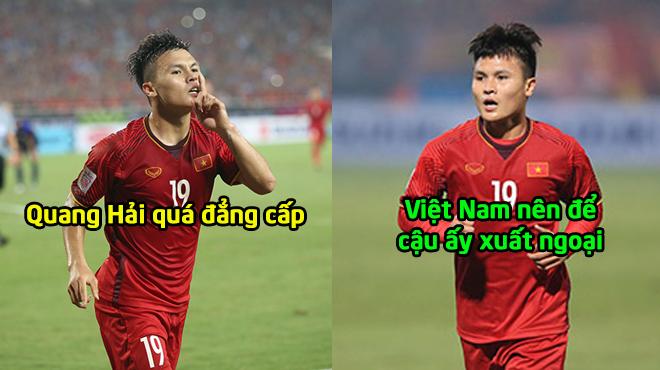 """Tờ báo số 1 châu Á: """"Quang Hải quá đẳng cấp, chinh phục Asian Cup rồi xuất ngoại đi là vừa"""""""