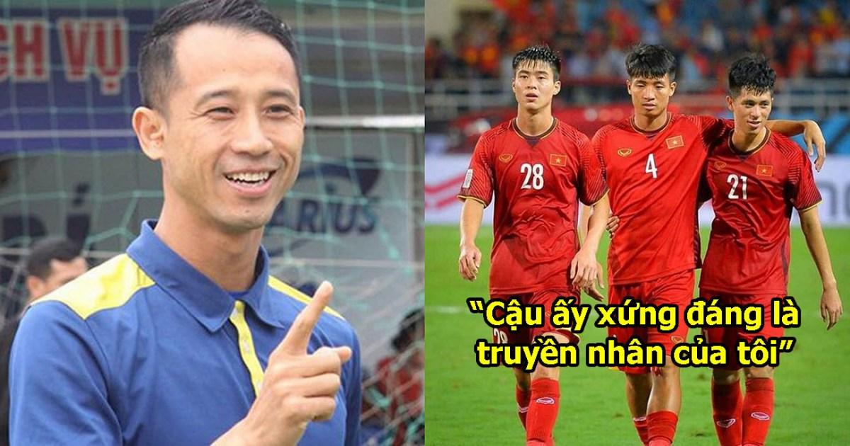 """Trung vệ trăm năm có 1 của bóng đá Việt Nam: """"Cậu nhóc này sẽ là thủ lĩnh tương lai của ĐTQG"""""""