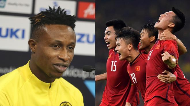 """Qu.ái vật chạy cánh của Malaysia: """"Đá với Việt Nam, cả đội chúng tôi chỉ e ngại mỗi cậu ta"""""""