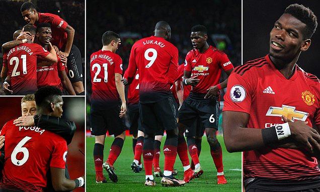 Kết quả MU vs Bournemouth: Vũ điệu Pogba, tuyệt đỉnh thăng hoa