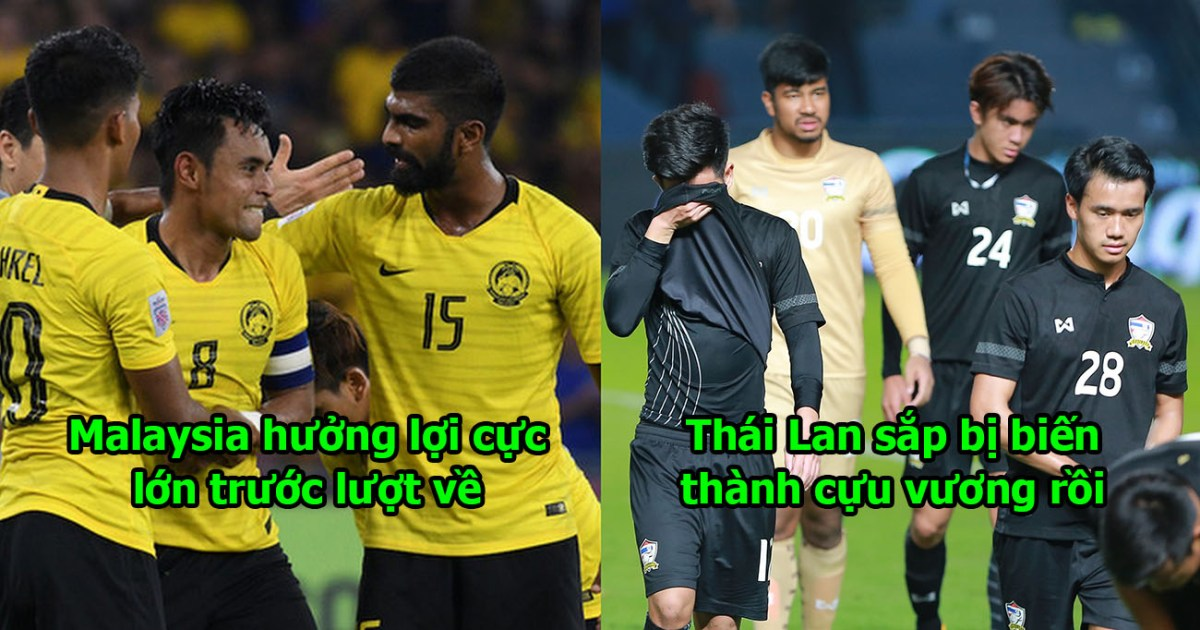 AFF thay đổi luật như Champions League, Malaysia tràn trề cơ hội biến Thái Lan thành cựu vương
