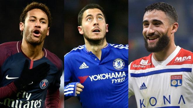 TIN CHUYỂN NHƯỢNG 26/12: Neymar giá rẻ bất ngờ, Real chốt hạ vụ Hazard