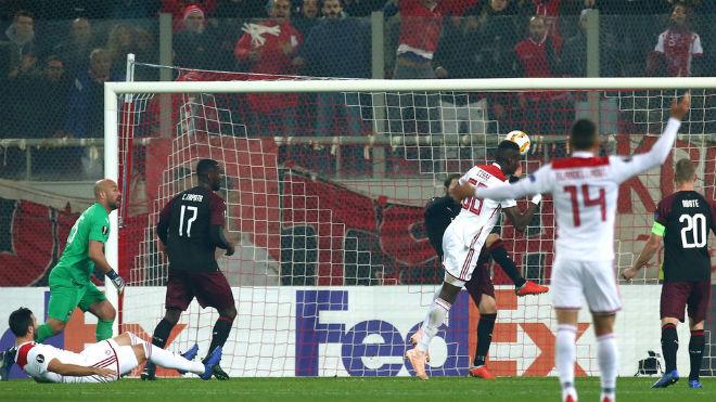 Kết quả bóng đá Olympiakos vs AC Milan: Tội đồ phản lưới, và bi kịch ch.oá.ng váng