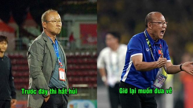 Vô địch AFF Cup 2018, xuất hiện nhiều đội bóng Hàn Quốc muốn giành thầy Park từ tay Việt Nam mang về nước