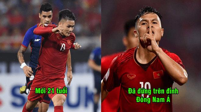 """BLV Quang Huy: """"Quang Hải không có đối thủ nào trong cuộc đua giành Quả bóng Vàng Việt Nam 2018"""""""