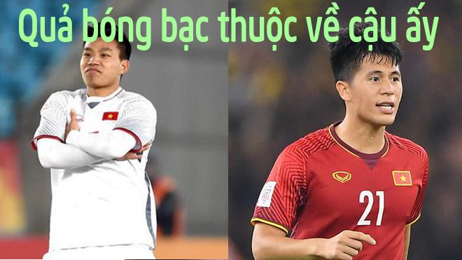 """Vũ Văn Thanh: """"Nếu được quyền, tôi sẽ trao Quả bóng Bạc cho cậu ấy"""""""