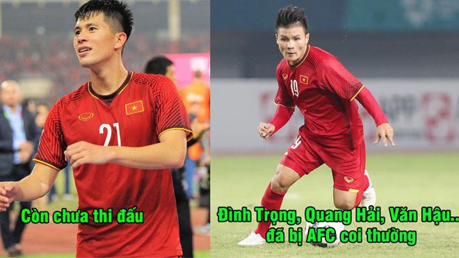 AFC mắc sai lầm nghiêm trọng, Quang Hải, Duy Mạnh, Văn Hậu… bị tước quyền đá Champions League châu Á khiến tất cả phẫn nộ