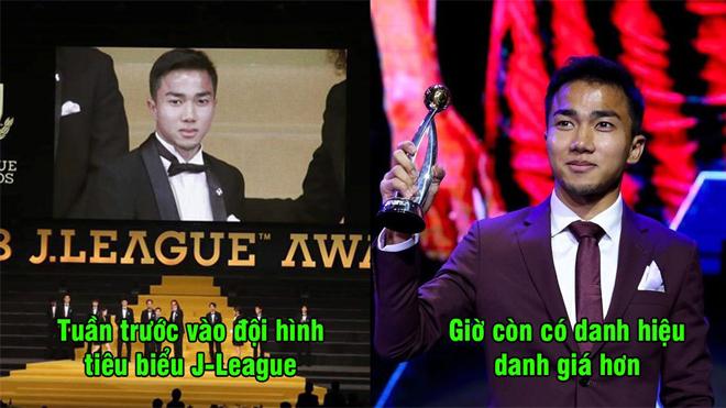 Vượt mặt cả Iniesta, Torres, Messi Thái Lan được bầu chọn làm cầu thủ xuất sắc nhất giải đấu hàng đầu châu Á