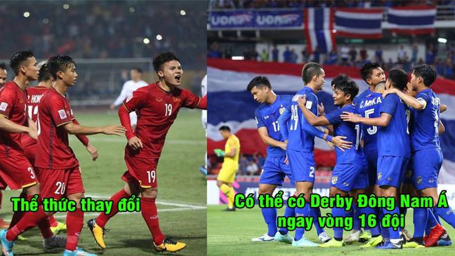 Việt Nam có thể đối đầu Thái Lan ngay sau vòng bảng Asian Cup 2019 nếu điều kiện này xảy ra