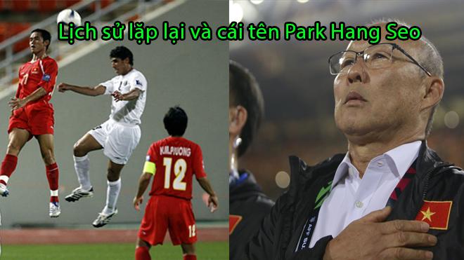 Việt Nam dự Asian Cup: Cảm hứng lịch sử 11 năm và vận son Park Hang Seo