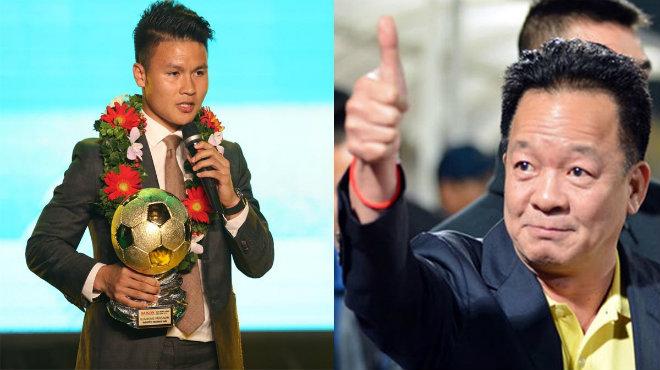QUÁ TỰ HÀO: Nhà cựu vô địch Champions League trải thảm đỏ mời Quang Hải tới thi đấu!