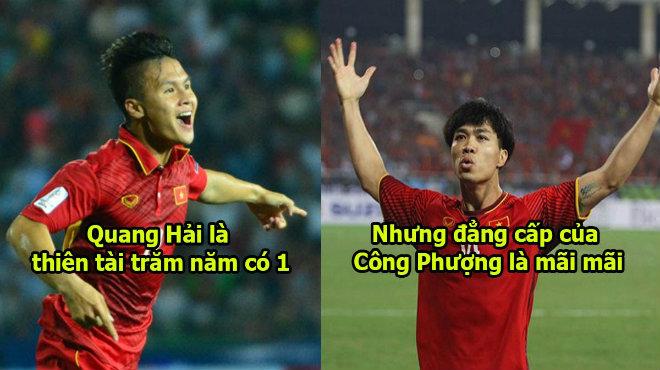 Top 10 cỗ máy ghi bàn đỉnh nhất Việt Nam năm 2018: Cứ tưởng Quang Hải giỏi nhất cho đến khi nhìn thấy cái tên này!