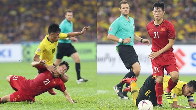 Tin sét đánh: Đá quá quả cảm, Cannavaro Việt Nam dính chấn t.h.ư.ơ.n.g cực nặng, chắc chắn vắng mặt ở ASIAN Cup
