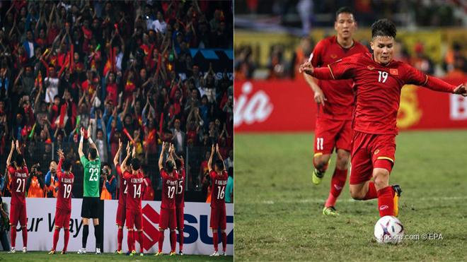 Các đội tuyển Tây Á: Việt Nam không phải dạng vừa, họ sẽ tiến sâu tại ASIAN Cup 2019