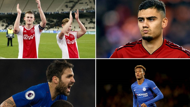 """Chuyển nhượng 17/12: Barca nhắm cả """"cụm sao"""" Ajax, Pereira muốn rời MU"""