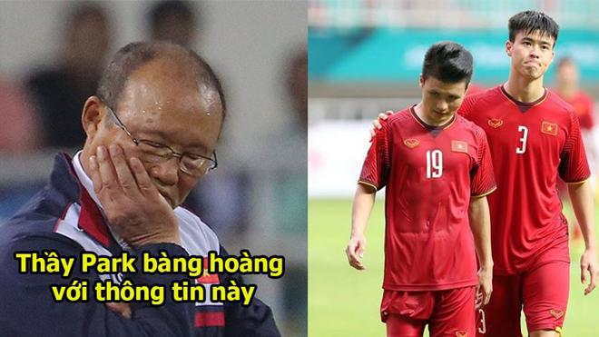 Sau Anh Đức, thêm một con át chủ bài của thầy Park dứt áo chia tay ĐTVN, khó khăn bủa vây chúng ta rồi