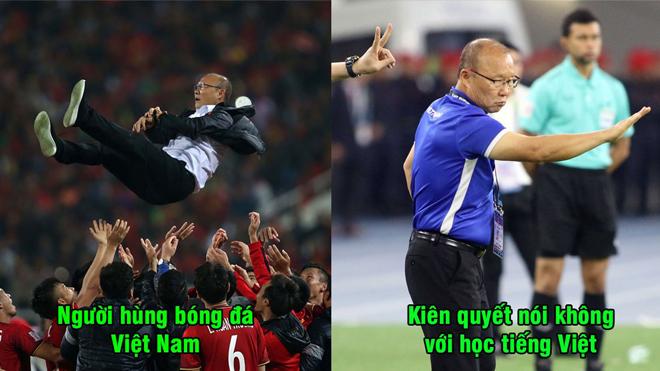 Là người hùng gắn bó lâu dài với bóng đá Việt Nam, thầy Park vẫn kiên quyết không học tiếng Việt vì lý do này đây
