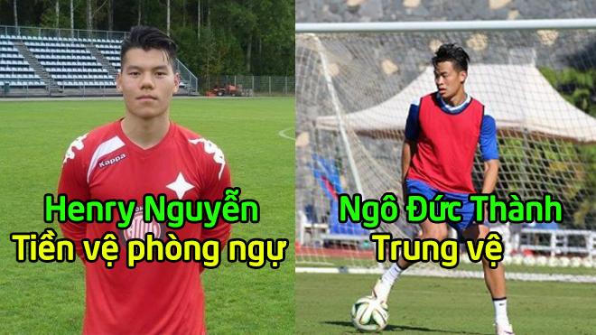 Đội hình 11 cầu thủ châu Âu gốc Việt nếu được gọi vào ĐTVN sẽ vô địch ASIAN Cup trong 1 nốt nhạc