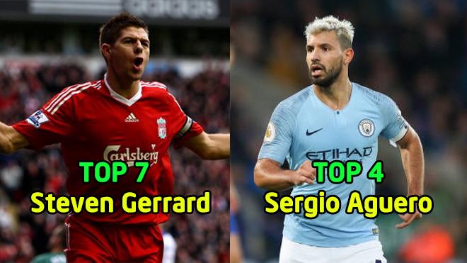 """Top 10 cây săn bàn hàng đầu lịch sử Premier League: Vĩ đại như Herry vẫn phải """"đến sau 1 người"""""""