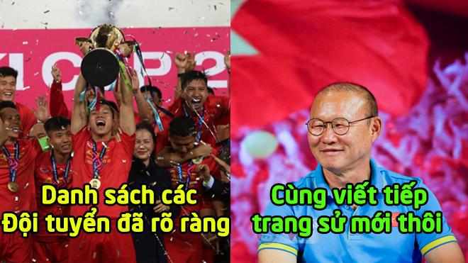 CHÍNH THỨC: Danh sách cầu thủ của 24 đội tuyển dự Asian Cup 2019, thầy trò HLV Park Hang-seo sẽ làm nên lịch sử