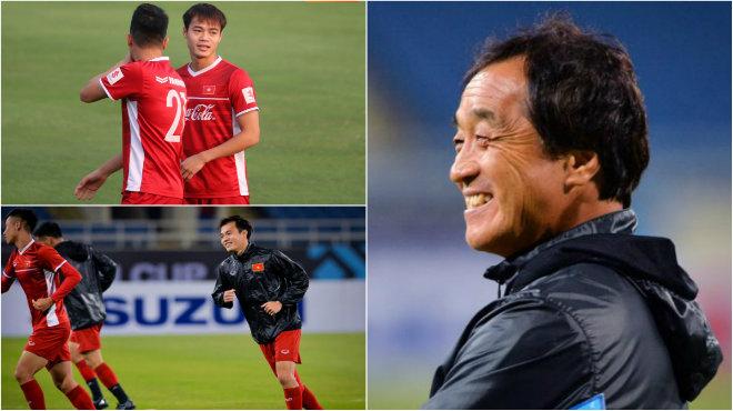 TIN CỰC VUI: Văn Toàn trở lại tập cùng đồng đội trước chung kết AFF Cup, có thể ra sân?