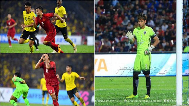 """Thủ môn Malaysia: """"Chúng tôi sẽ khiến tuyển Việt Nam phải ôm hận như 4 năm về trước"""""""
