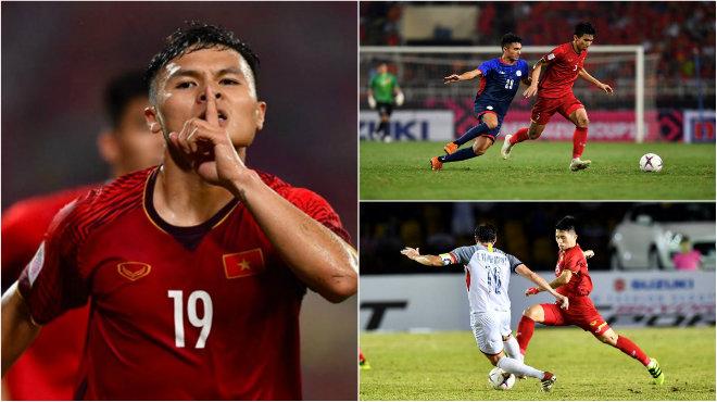 """Top 9 ƯCV sáng giá cho danh hiệu """"Cầu thủ trẻ xuất sắc nhất AFF Cup"""": Việt Nam quá áp đảo với 3 cái tên"""