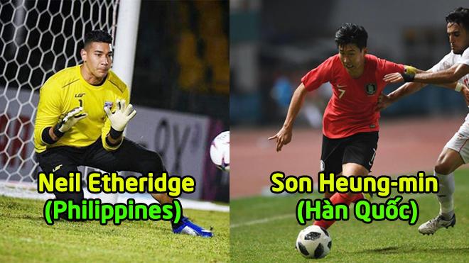 Báo châu Á CÔNG BỐ Top 6 sao khủ.ng ASIAN Cup 2019: Thần đồng Quang Hải sánh vai với Ronaldo Hàn Quốc