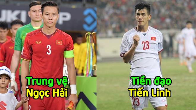 Đội hình của ĐT Việt Nam ở trận đấu với ĐT Philippines: Tam tấu P-L-H sẽ cày n.á.t hàng thủ đối phương