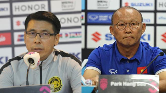 """Malaysia chỉ trích Việt Nam đá rắn, thầy Park phản pháo """"đanh thép"""" khiến ai cũng nể phục"""