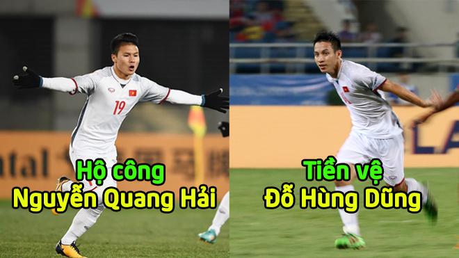 Đội hình lý tưởng của ĐT Việt Nam ở Asian Cup nếu sử dụng sơ đồ 4-3-3: Công cường thủ chắc, quyết làm nên kỳ tích