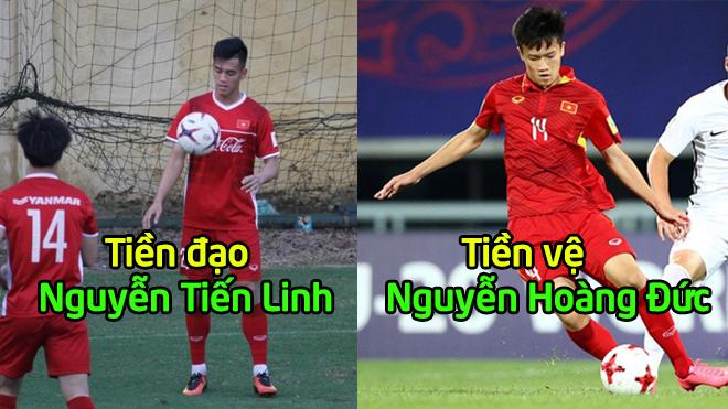 10 cầu thủ ĐT Việt Nam hướng tới Asian Cup 2019 có thể dự SEA Games 30: Những cầu thủ trẻ đầy tiềm năng