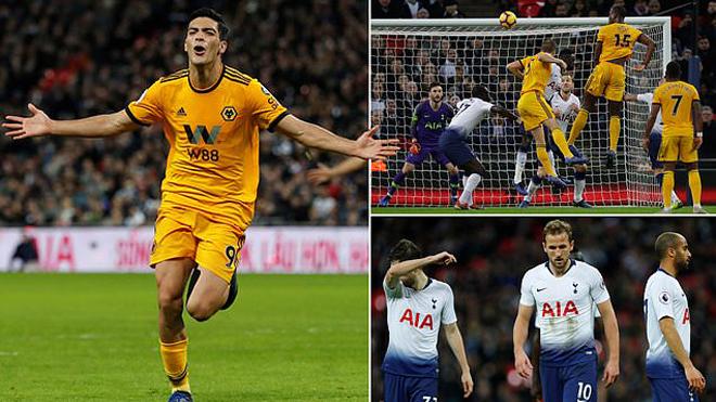 Ronaldo Hàn bất ngờ im hơi lặng tiếng; Tottenham tạo nên cơn địa chấn trước Wolves ngay tại thánh địa Wembley